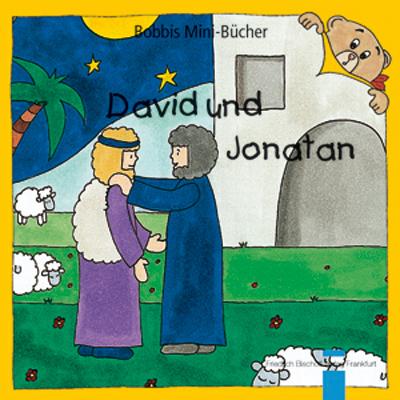 David und Jonatan Bobbis Mini-Buch, Band 16