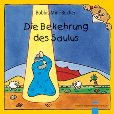 Die Bekehrung des Saulus Bobbis Mini-Buch, Band 37
