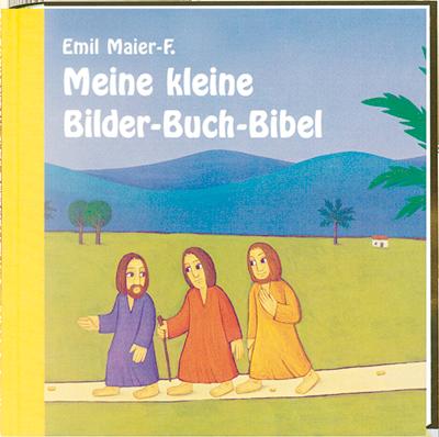 Meine kleine Bilder-Buch-Bibel