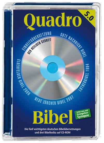 Quadro-Bibel 5.0 (CD-ROM)