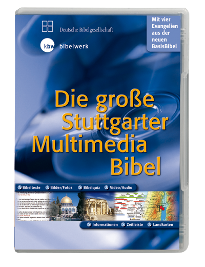Die große Stuttgarter Multimedia.. DVD-ROM (CD-ROM)