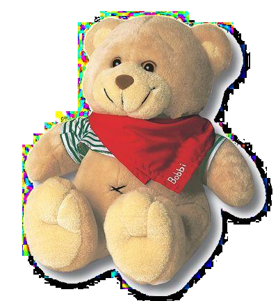 Bobbi der Bär