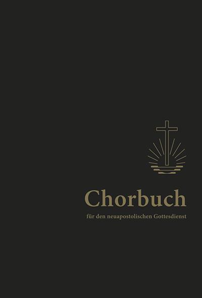 Chorbuch, Ledereinband im Schuber (Notensammlung)