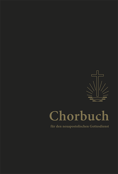 Chorbuch, Leineneinband (Notensammlung)