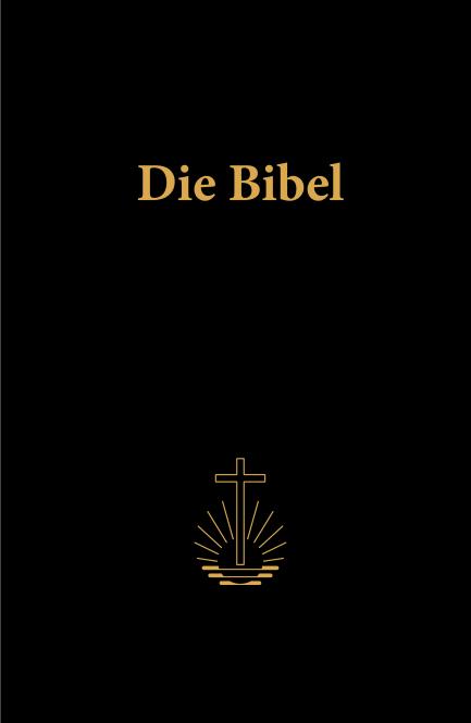 Lutherbibel, Standardausgabe Leder/Gold, 2017er Übersetzung
