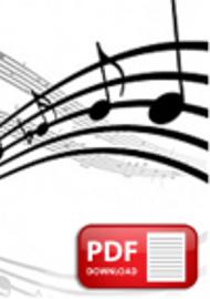 Singet dem Herrn ein neues Lied (PDF-Notensammlung)