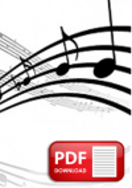 God will welcome you (PDF-Notensammlung)