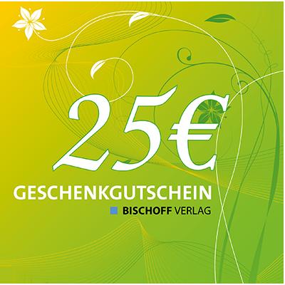 Gutschein, 25 Euro