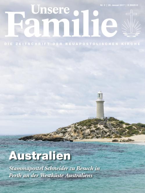 Unsere Familie, 2017, Ausgabe 02