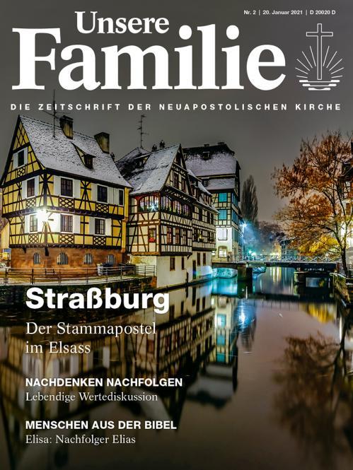 Unsere Familie, 2021, Ausgabe 02