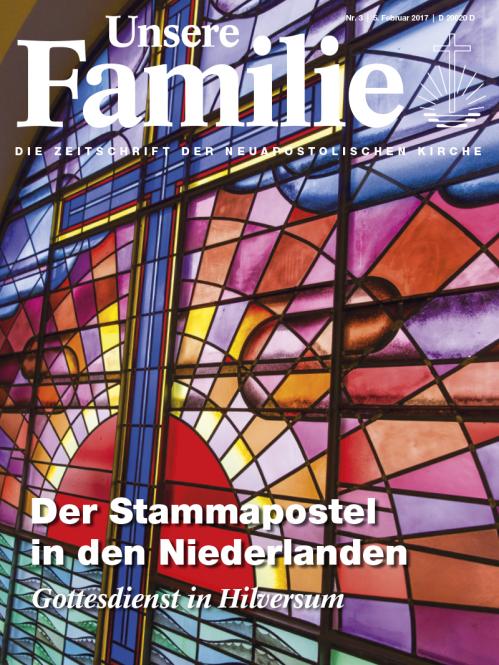 Unsere Familie, 2017, Ausgabe 03