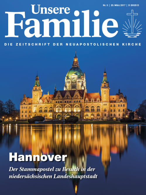 Unsere Familie, 2017, Ausgabe 05