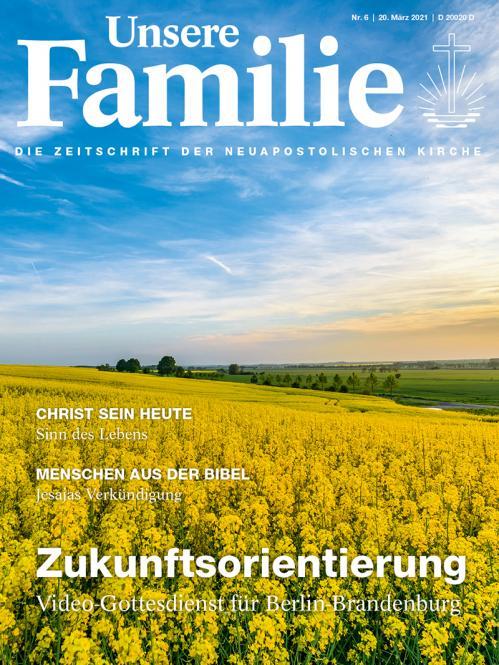 Unsere Familie, 2021, Ausgabe 06