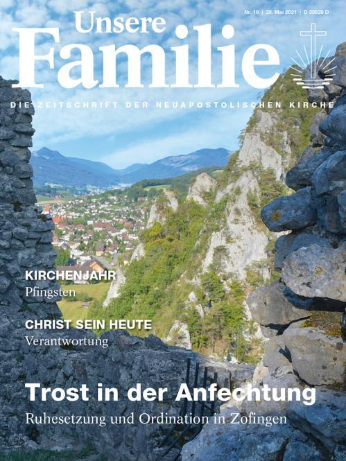 Unsere Familie, 2021, Ausgabe 10