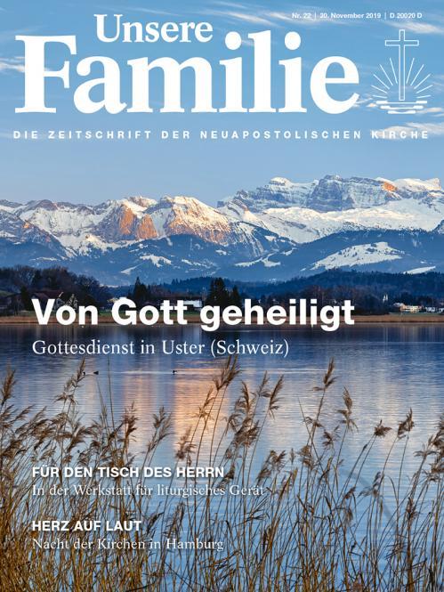 Unsere Familie, 2019, Ausgabe 22