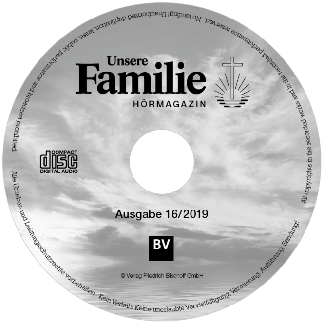 Hörmagazin UF, 2019, Ausgabe 16 (CD)