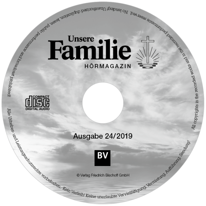 Hörmagazin UF, 2019, Ausgabe 24 (CD)
