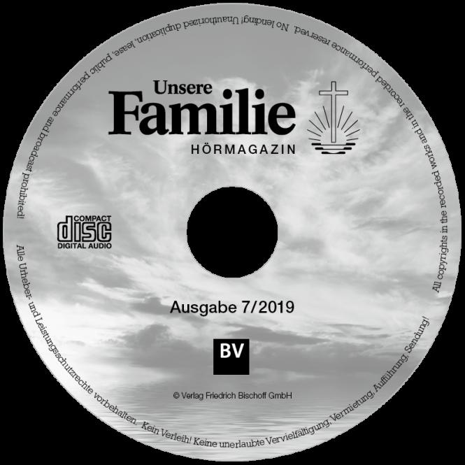 Hörmagazin UF, 2019, Ausgabe 07 (CD)
