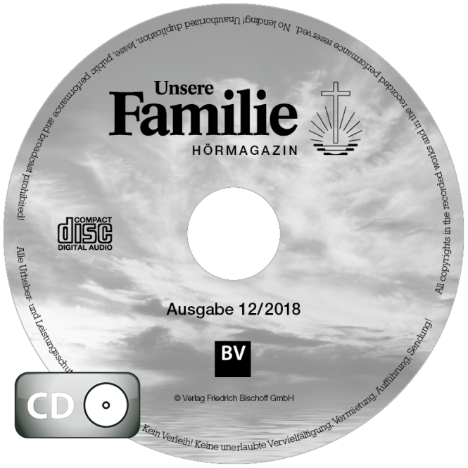 Hörmagazin UF, 2018, Ausgabe 12 (CD)