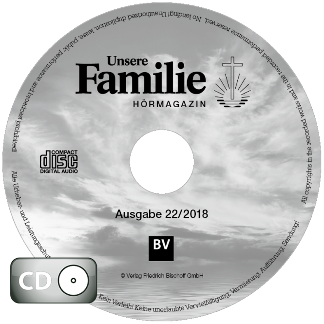 Hörmagazin UF, 2018, Ausgabe 22 (CD)