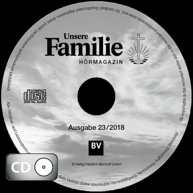 Hörmagazin UF, 2018, Ausgabe 23 (CD)