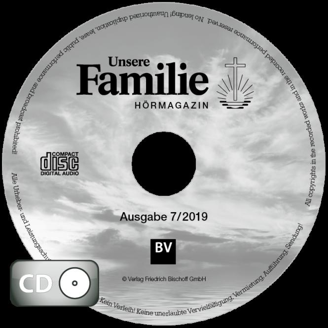 Hörmagazin UF, 2020, Ausgabe 07 (CD)