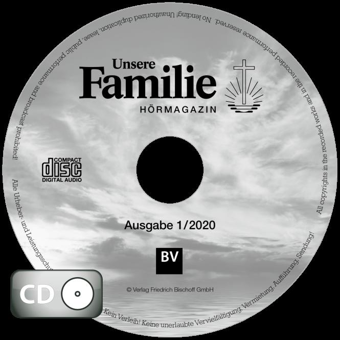 Hörmagazin UF, 2020, Ausgabe 01 (CD)
