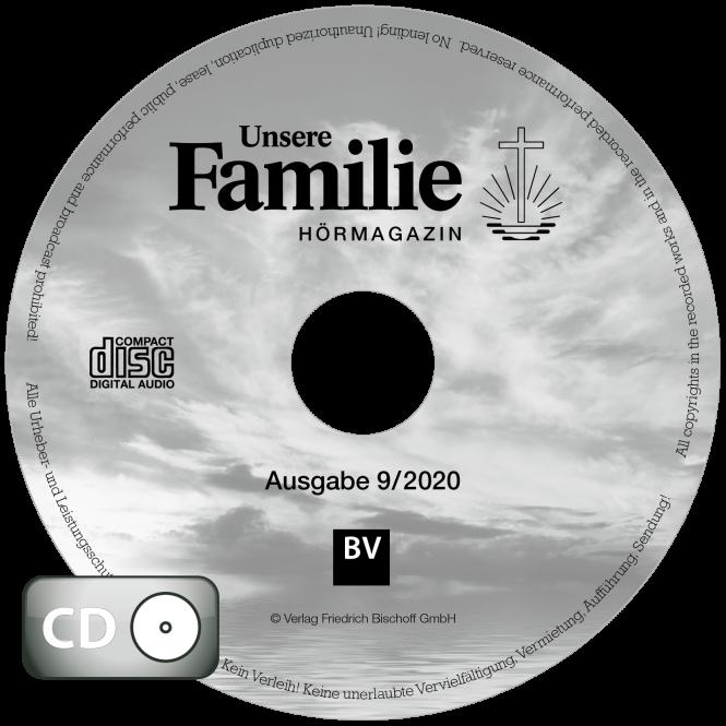 Hörmagazin UF, 2020, Ausgabe 09 (CD)