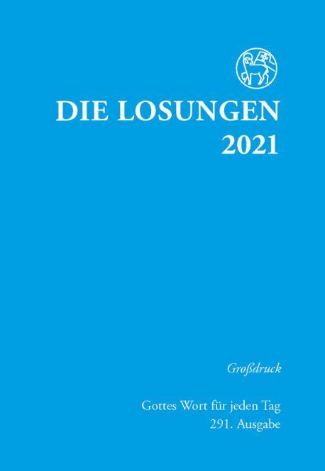 Die Losungen 2021 Großdruck