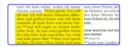 Lutherbibel, Altarbibel Kunstleder, 2017er Übersetzung