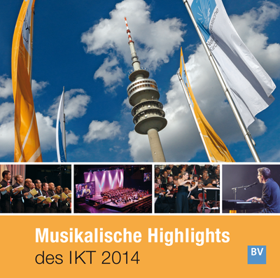 IKT 2014 - Musikhighlights (CD)