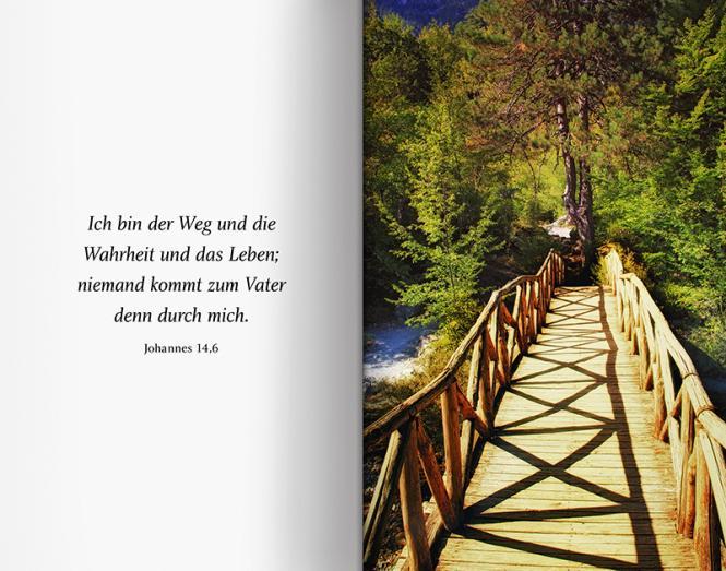 Zwischen Gott und den Menschen Jesus, der Brückenbauer
