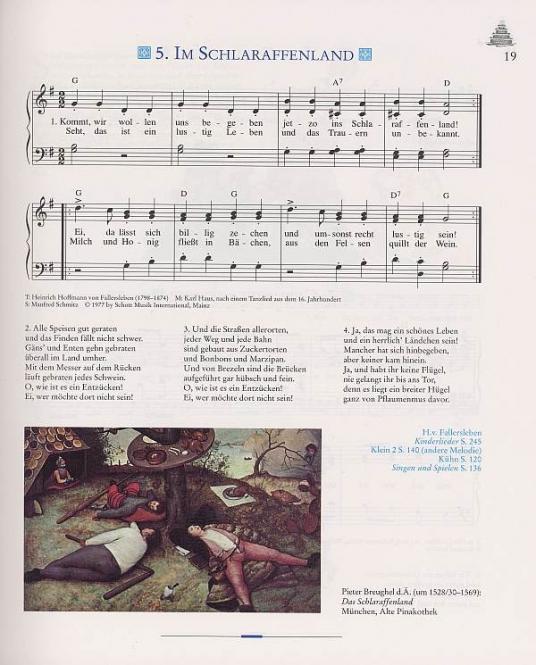 Das Buch der Kinderlieder 235 alte und neue Lieder