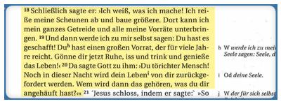Neue Genfer Übersetzung Psalmen & Sprüche