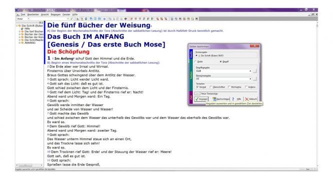 Die Schrift (Buber/Rosenzweig) (CD-ROM)