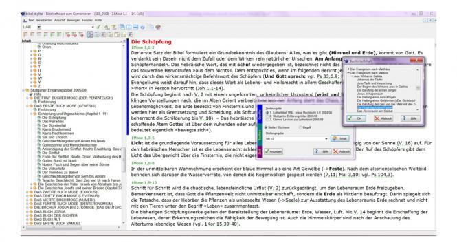 Stuttgarter Erklärungsbibel (CD-ROM)