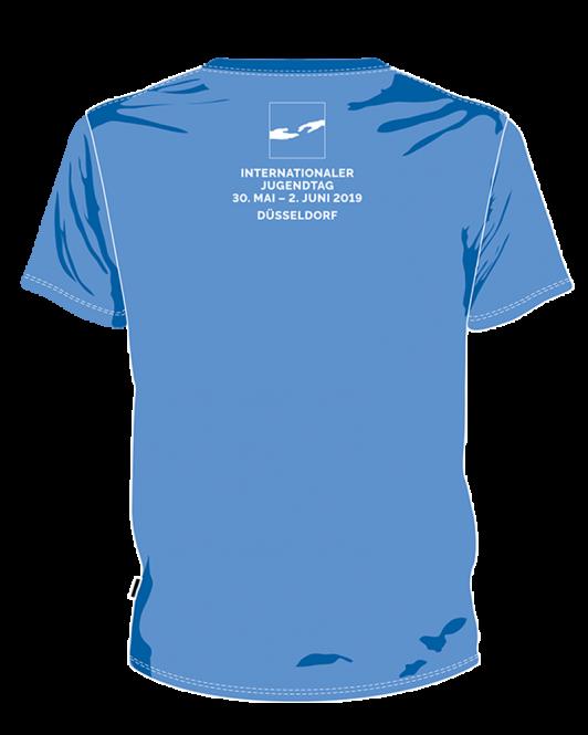 IJT 2019 T-Shirt Größe 3XL
