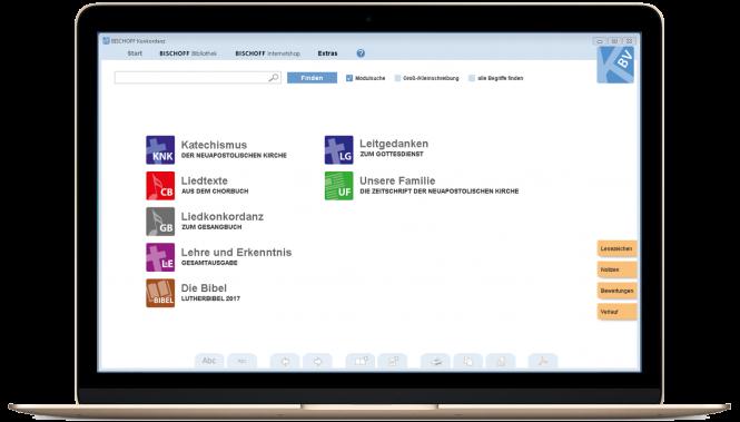 Leitgedanken, Jahrgang 2016 (Software-Modul)