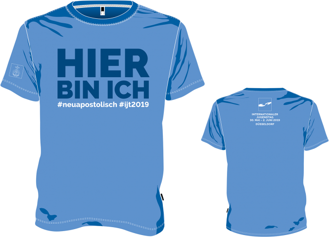 IJT 2019 T-Shirt Größe 2XL