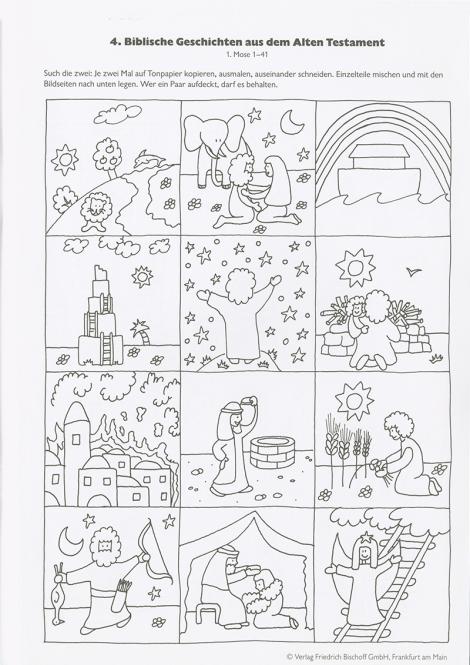 Basteln, Malen und Spielen ... Kopiervorlagen 1