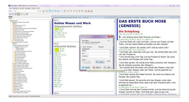 Der Bibel-Themen-Browser Die Bibel nach Stichworten