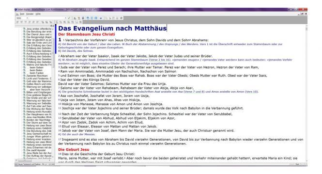 Neue Genfer Übersetzung (CD-ROM)