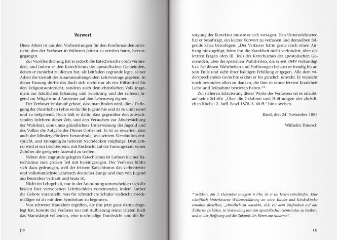 Inbegriff der christlichen Lehre Bibliothek Apostolische Geschichte