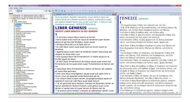 Septuaginta und Vulgata (CD-ROM)