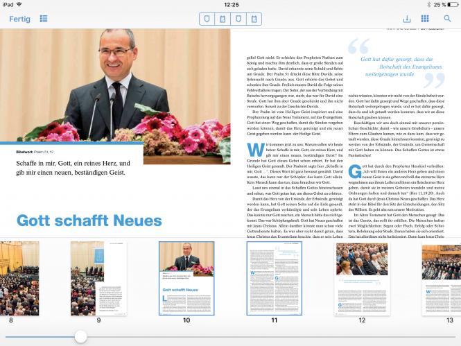 eMagazin UF 2018, Ausgabe 20 + spirit: Buße (PDF)