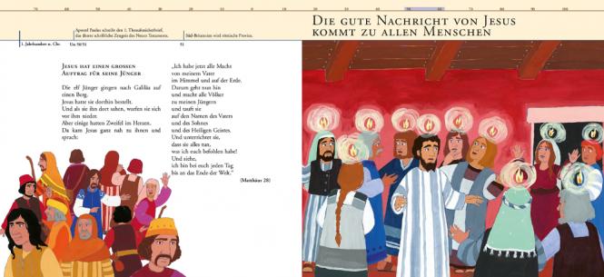 Gottes Wege Die Bibel von Klaus Knoke...