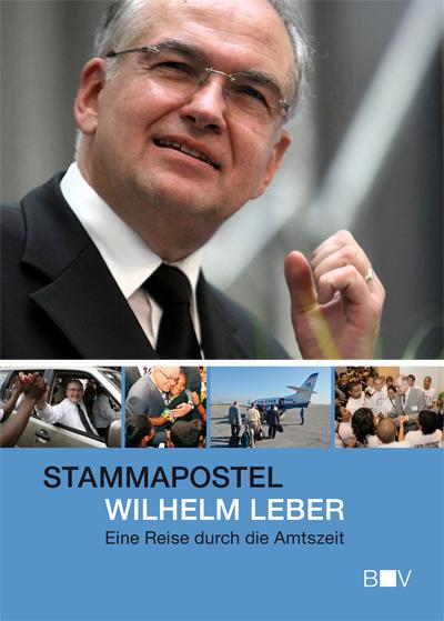 Stammapostel <b>Wilhelm Leber</b> (DVD) - 158382_stammapostel_biografie_dvd_cover