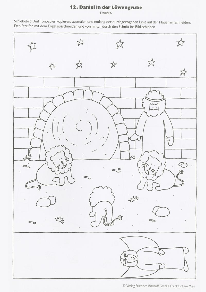 daniel in der löwengrube kinder